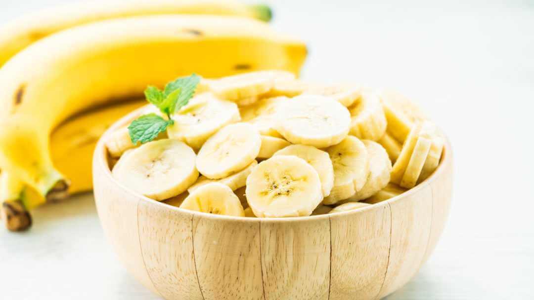 שבע סיבות בריאות לאכול בננה