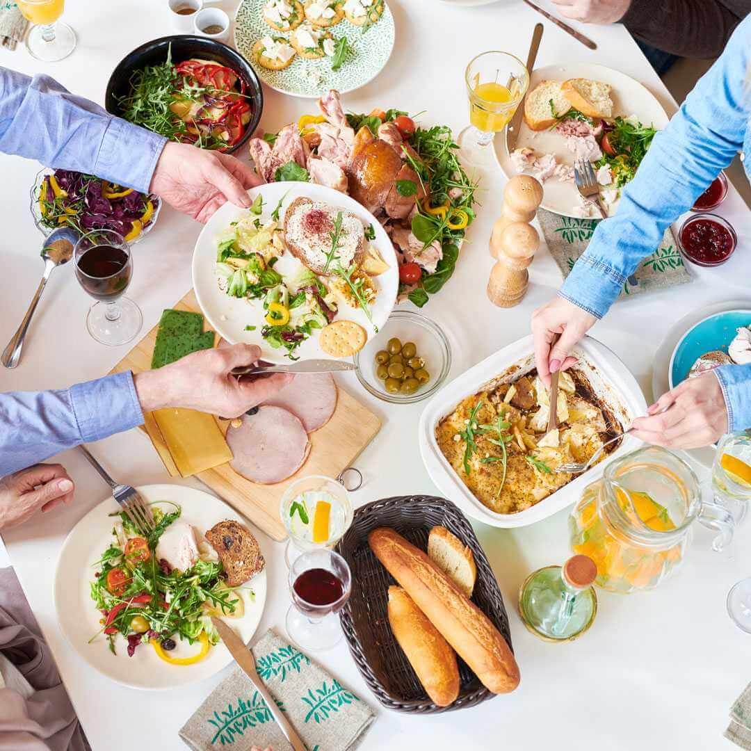 סדנת הרזיה חדשנית ב-8 שלבים פשוטים - מערכת יחסים עם אוכל