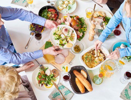 תוכנית תזונה בריאה ומרזה אנטיאייג׳ינג
